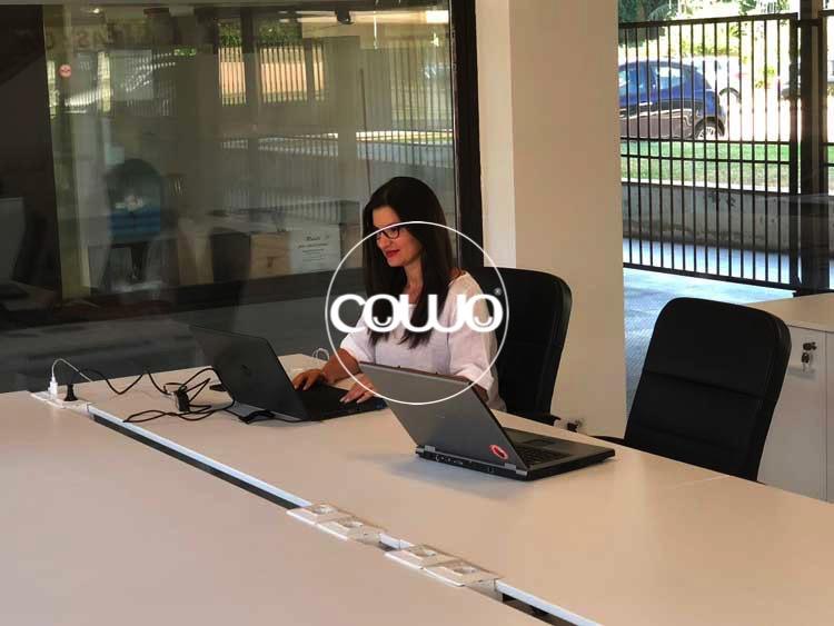 Coworking Castellanza Varese - Scrivania